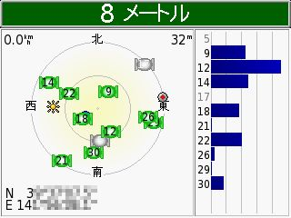 メガーヌ (ハッチバック) ポータブルナビゲーション取付(garmin nuvi360)のカスタム手順2