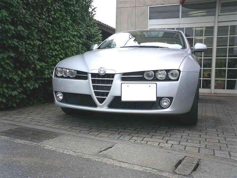 Alfa 159 燃費(給油量ベース)