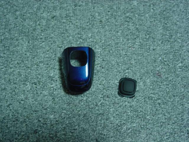 電動スライドドア ワンタッチオープンスイッチ設置(スイッチ準備編)