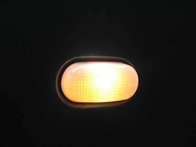 CRYSTAL LED WINKER ①