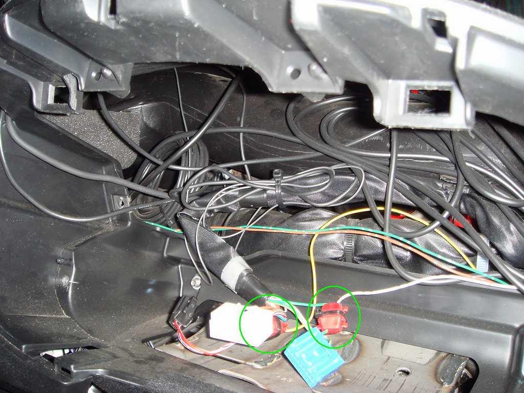 QステアコペンLED化⑦ブレーキ配線の取り方~回路修正