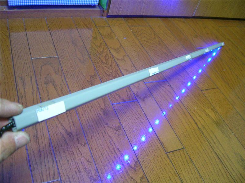 LEDアンダーネオン(フロント用)製作編②
