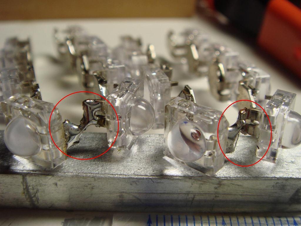 【Snap LED】LEDウインカーバルブ製作②【LUMILEDS】