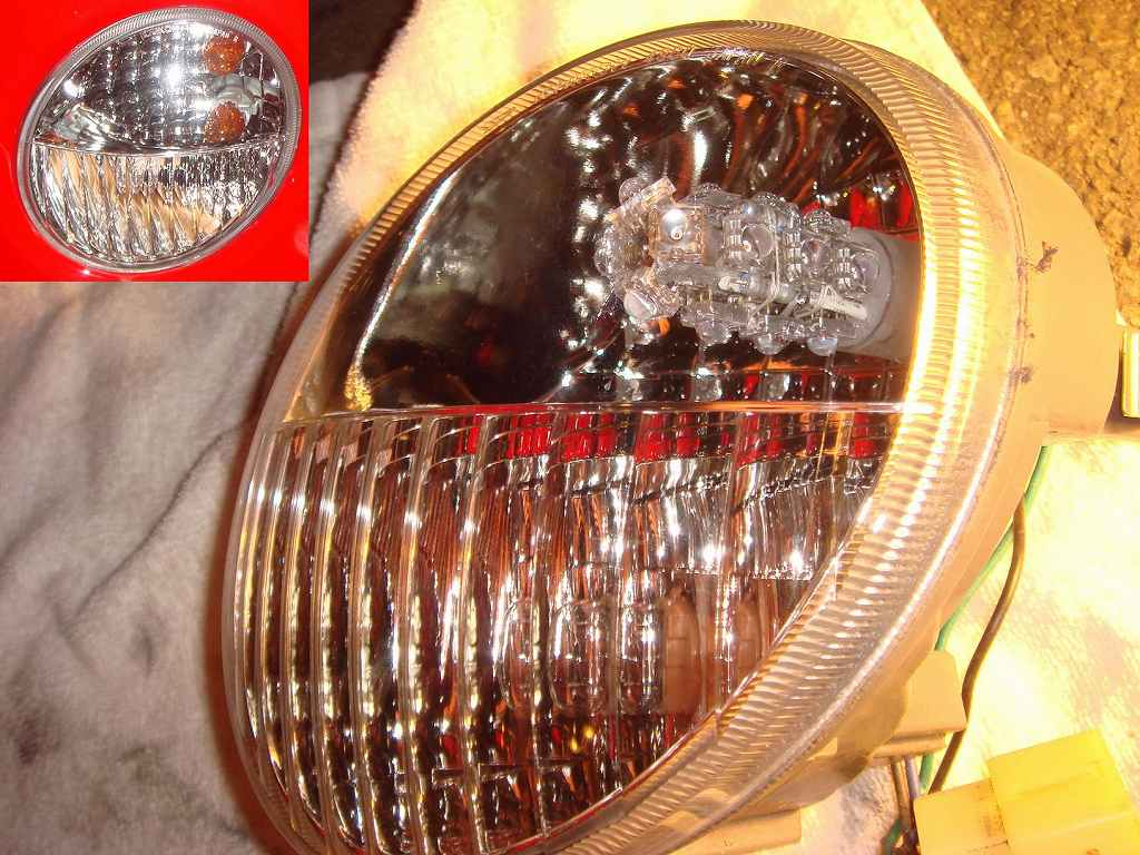 リアウインカー/バックランプの外し方【LED取り付け】