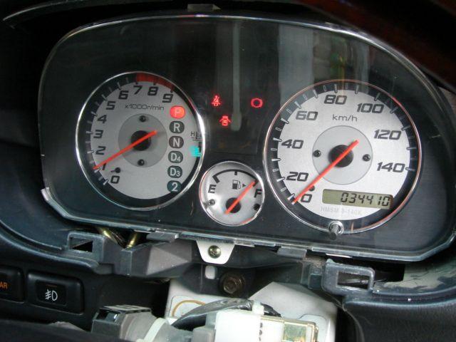 現行型スピードメーター交換