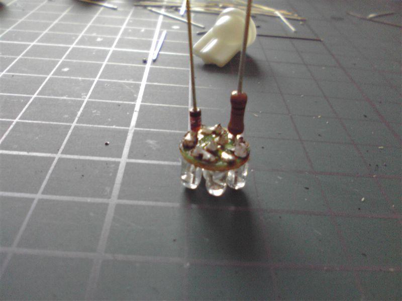 自作室内LEDの作成