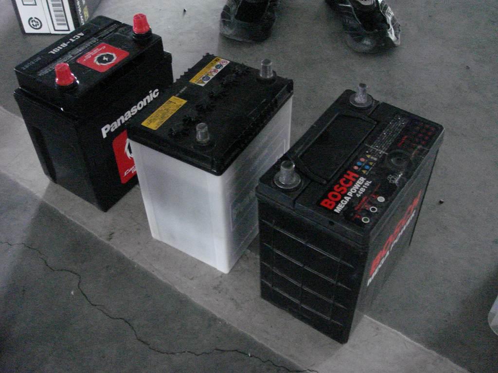 【Carec Act】バッテリー交換手順