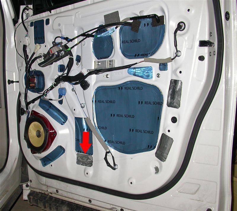 TS-C07 A 取付け&デットニング