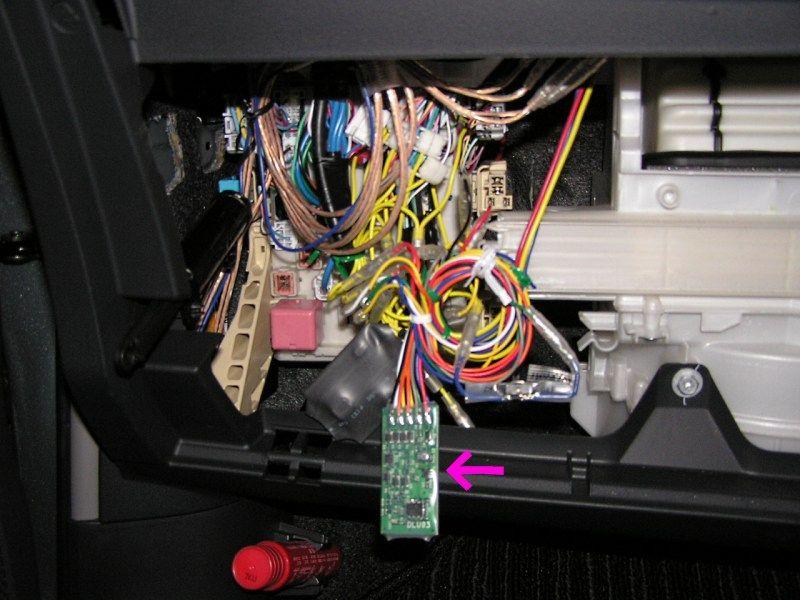 八木澤Web 「車速感応ドアロックユニットVer.3」の取り付け