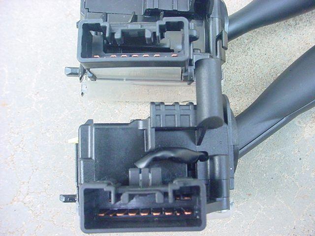 スバルR2用のディマースイッチを装着