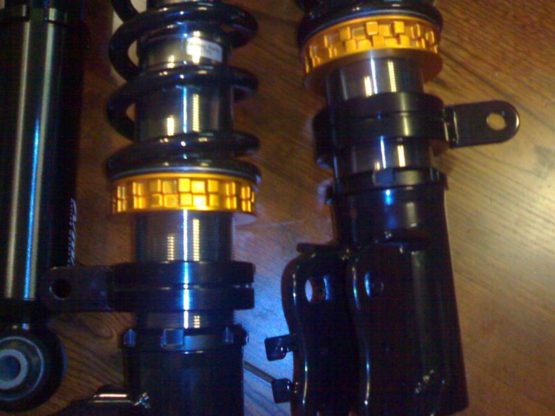 A/m/s Rally Tarmac SuspensionKIT for mazda2