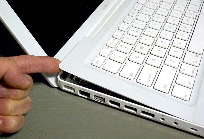 MacBookファン交換 1