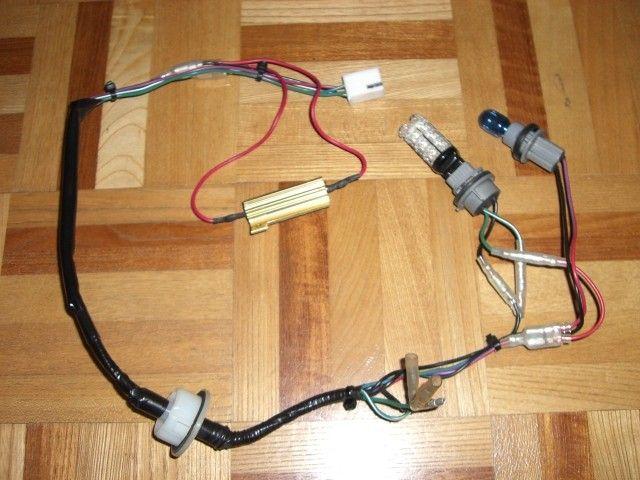 バックランプの4灯化②