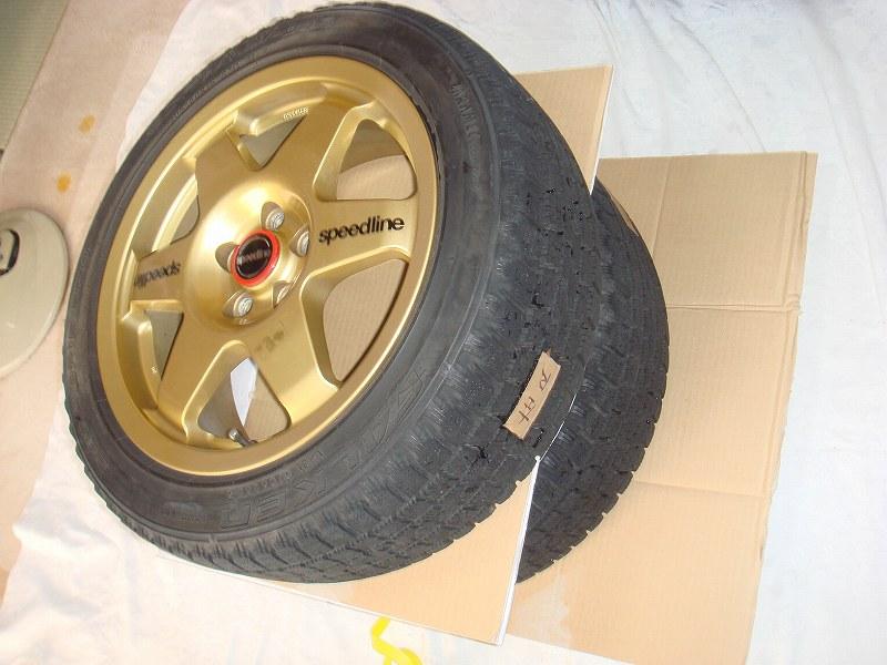 【デカイ】タイヤ付きホイールの梱包方法【重い】