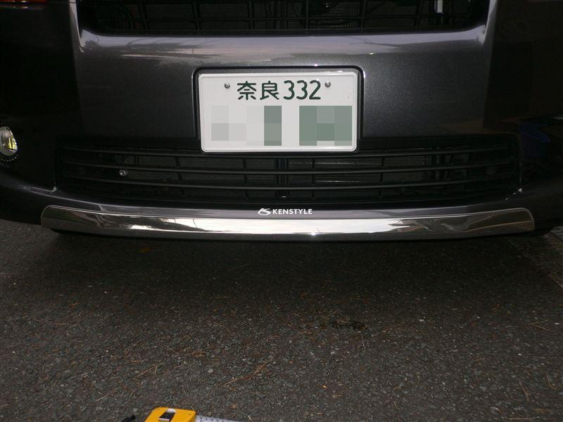 ケンスタイル D-LINER取り付け