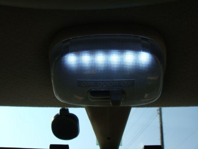 MW LEDルームランプのカスタム手順1