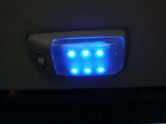 MW LEDルームランプのカスタム手順2