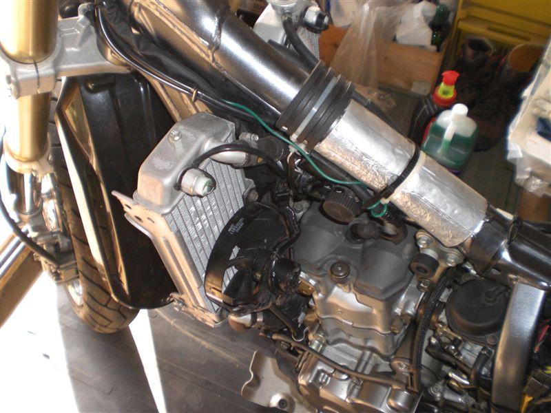 DR-Z エンジン オーバーホール DIY 組み立て 3