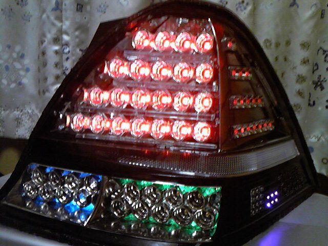 LEDテールVer4 テール その1