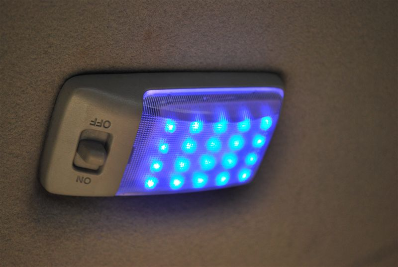 自作LEDに挑戦。