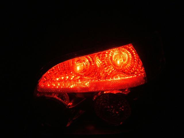 ストップランプ4灯化