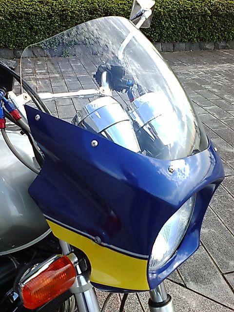 XJR1200A-TECH ビキニ・カウル・SPL (XJR1200用)の単体画像