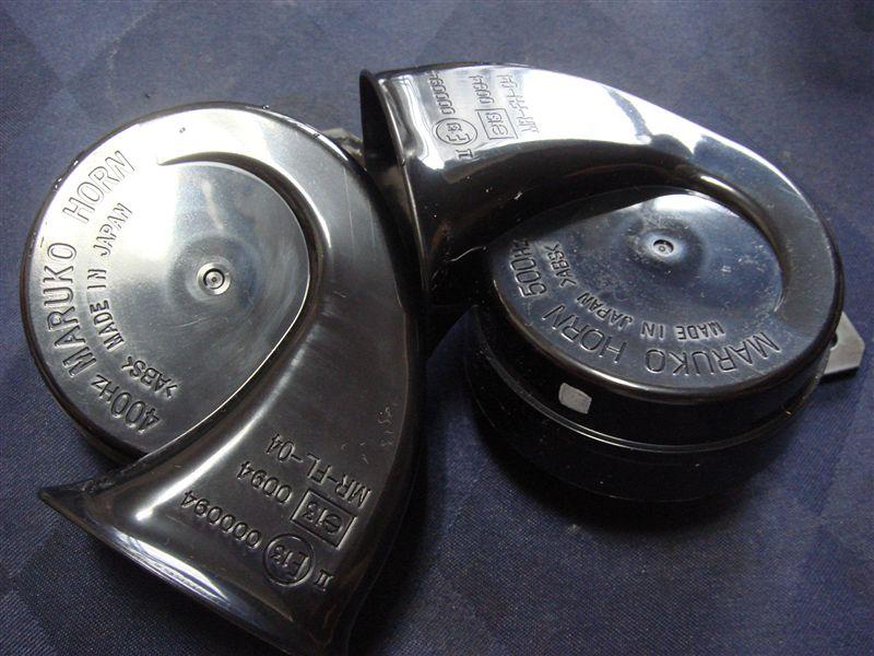 レクサス SC430 ホーン