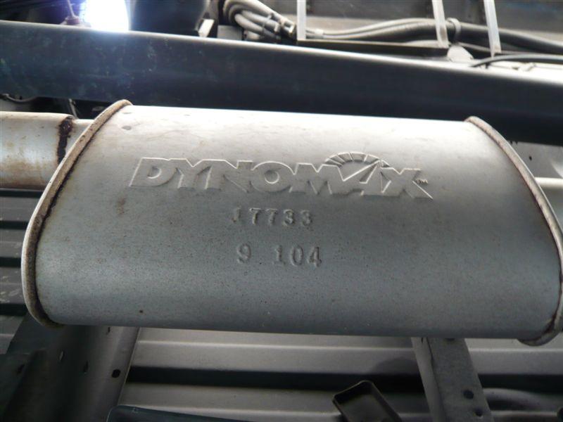 シェビーバンDynomax Super turbo?の単体画像
