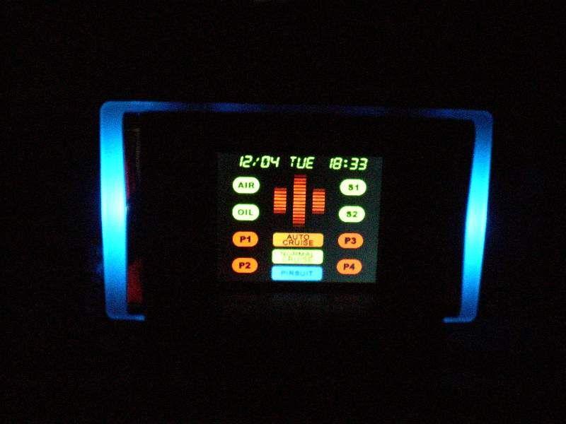 アルファプログレス GPSレーダー探知機 KNIGHT2000 K-2000