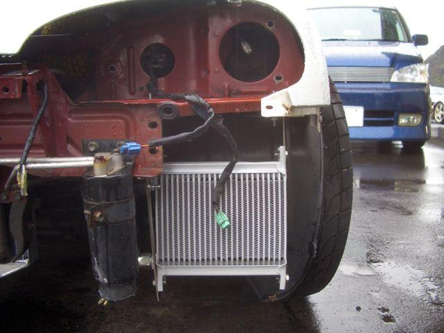 コージーライツ オイルクーラーキット25段レーシングタイプ