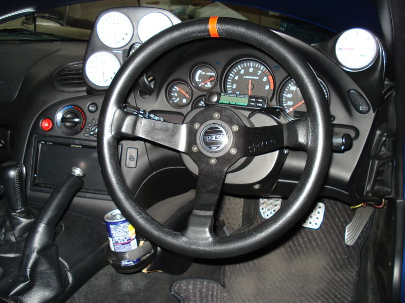 SPARCO MONZA(モンツァ)350φ 改