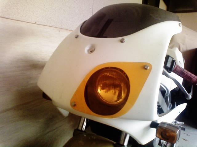 TZM50R不明 耐久カウルキットの単体画像