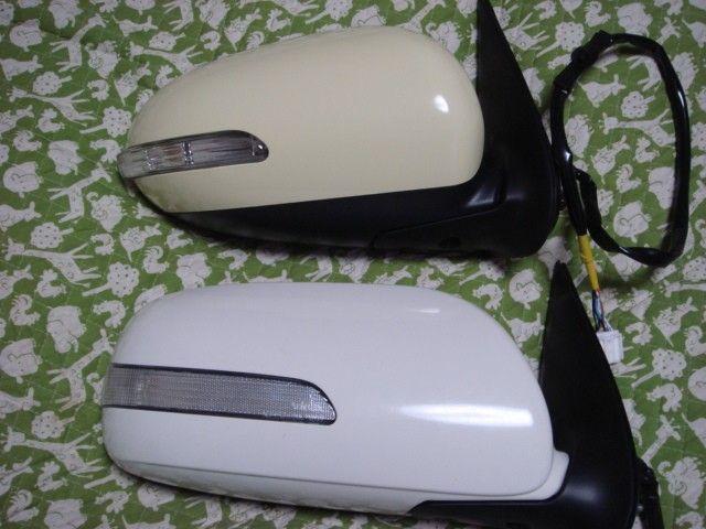 ダイハツ X用(前期・後期)ウインカー付きドアミラー
