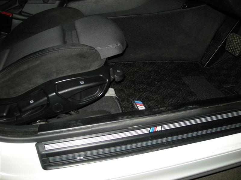 BMW純正 M フロア・マット・セット