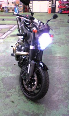 MT-01クレバーライト バイク用HIDの単体画像
