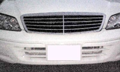 ランサーカーゴヨーロピアン グリル ヨーロピアン グリルの単体画像