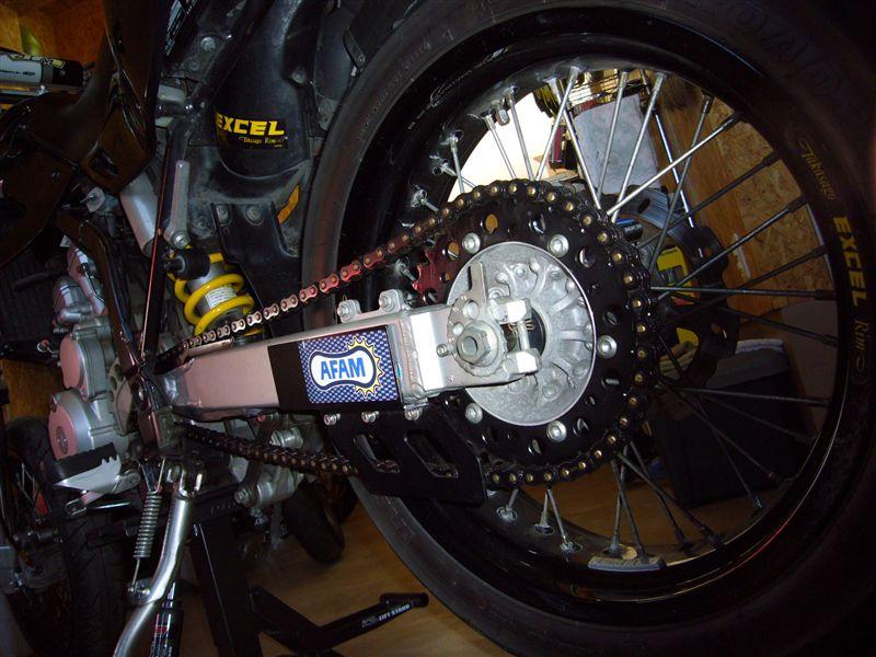 250SBRK EXCEL スーパーバイカーズリヤキットの単体画像