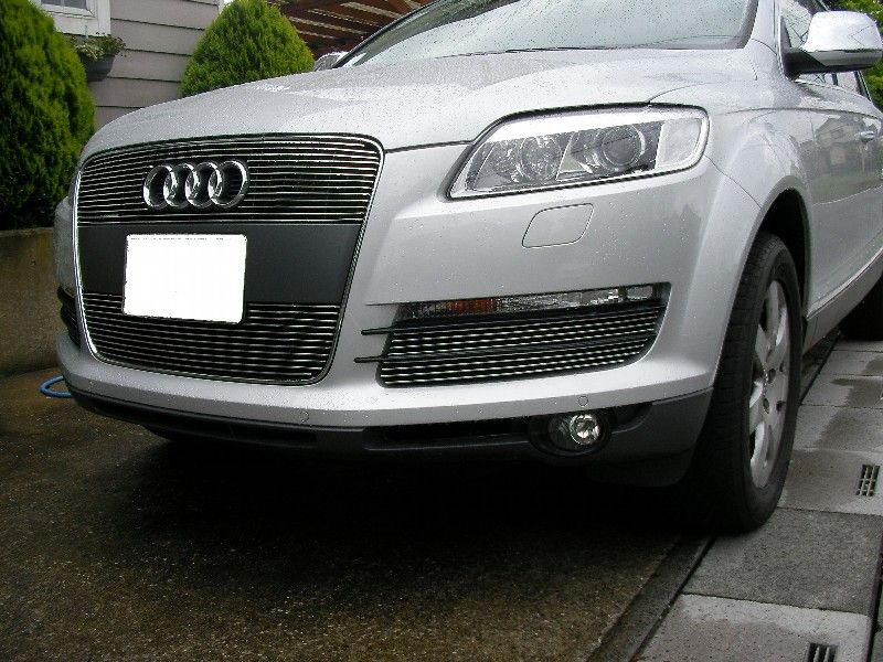 Q7Grill4You Audi Q7 Billet Front Air Intake Grillの単体画像