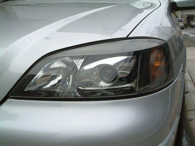 アストラワゴン純正キセノンヘッドライト キセノンヘッドライトの単体画像