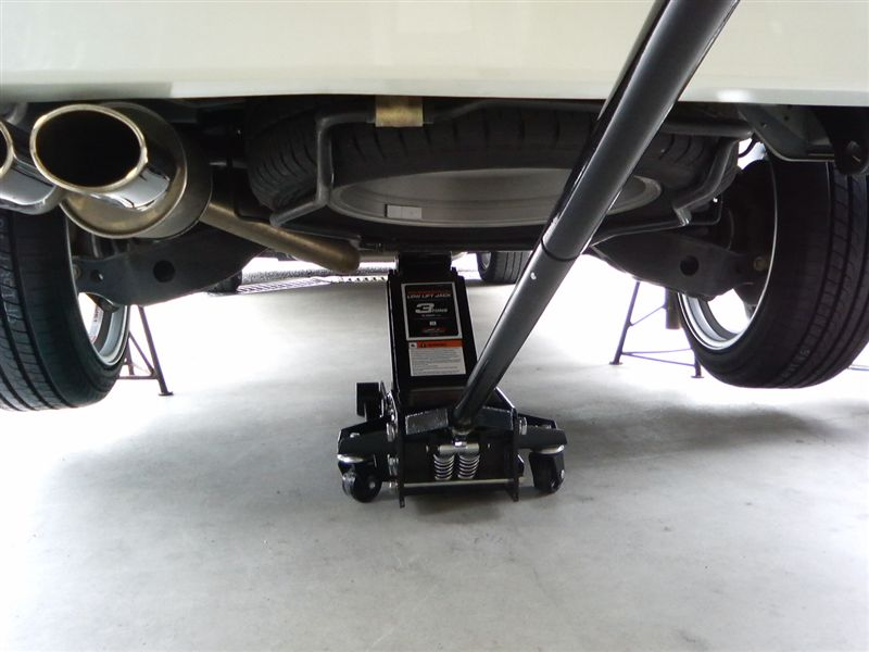 ARCAN PROFESSIONAL  LOW  LIFT  JACK