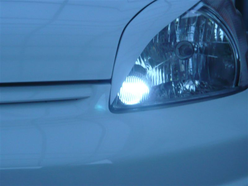 不明 LEDポジションランプ(ホワイト)