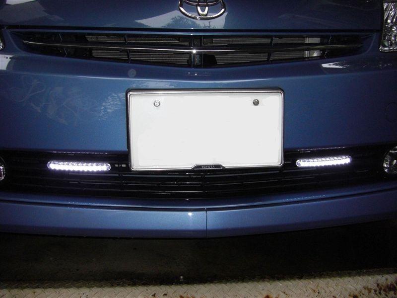 トヨタ純正 LEDデイタイムランプ