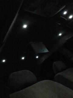 天井 LED