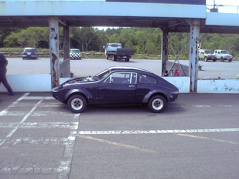 ミニ マーコス GTスピードスター MK-2の単体画像