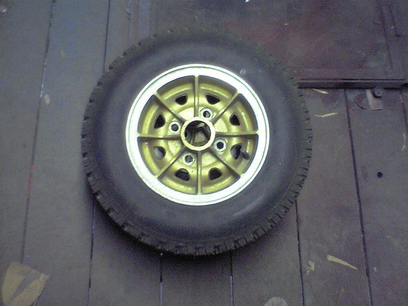 ミニ マーコス GTダンロップ D-1の単体画像