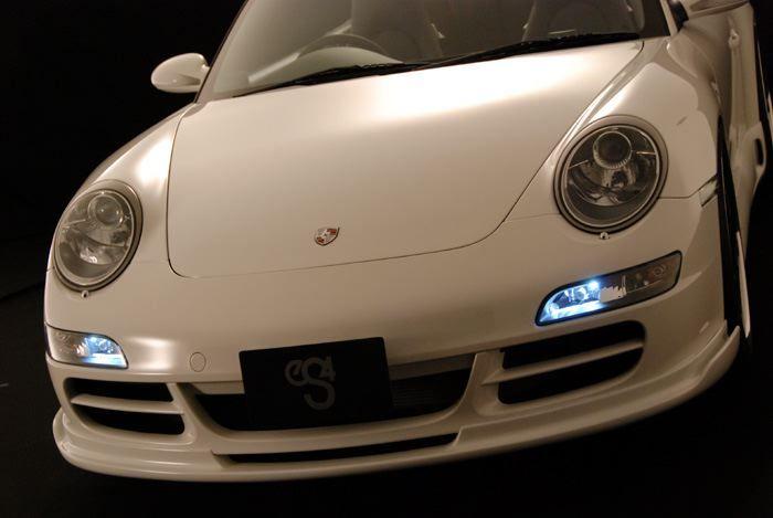 911 カブリオレHAMANN フロントリップスポイラーの単体画像