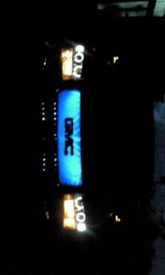 サファリカリフォルニアカスタム LEDリング付きプロジェクタ-ヘッドライトの単体画像