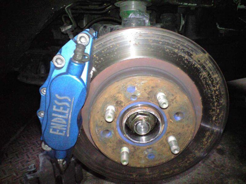 Pistons for MAZDA MX-5 1998-2005 *FK16* FRONT /& REAR Brake Caliper Repair Kit