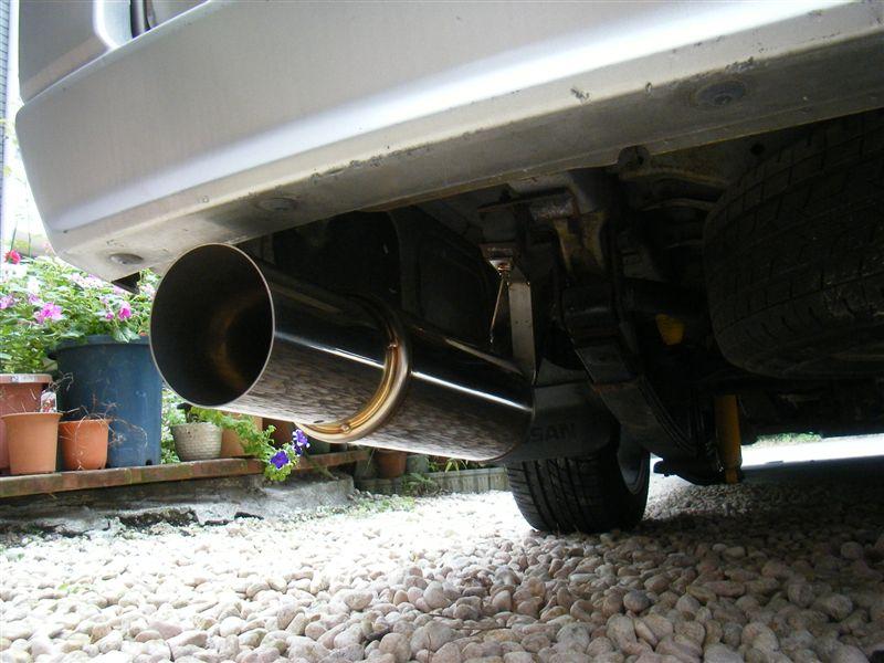 キャラバンバスE24用スーパーロング GS(V6・3L)砲弾の単体画像