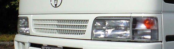 コースタートヨタ純正 ボディー同色グリルの単体画像